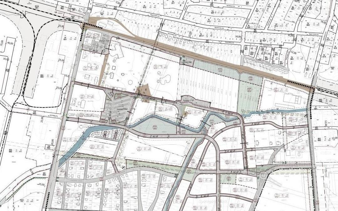 Lenti zöldváros kialakítása – Előzetes Megvalósíthatósági Hatástanulmány