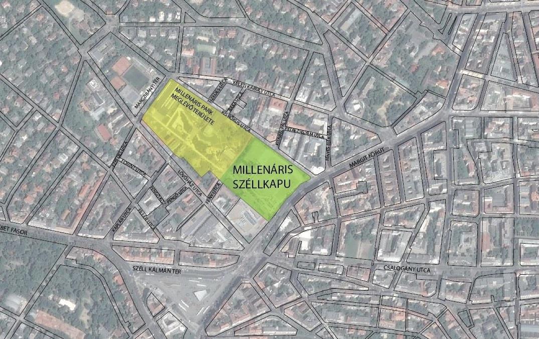 Millenáris Széllkapu előzetes hatásvizsgálata és költség-haszon elemzése