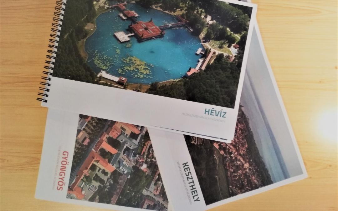 A HÉTFA Településképi Arculati Kézikönyvet készített Keszthely, Hévíz, Oroszlány és Gyöngyös számára