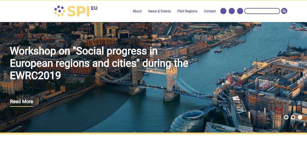 Elérhető az európai társadalmi haladást mérő uniós projekt honlapja