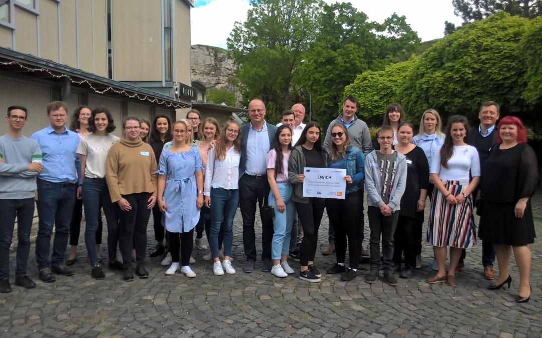 A HÉTFA támogatásával zajlott le Veszprémben az ENriCH projekt harmadik találkozója