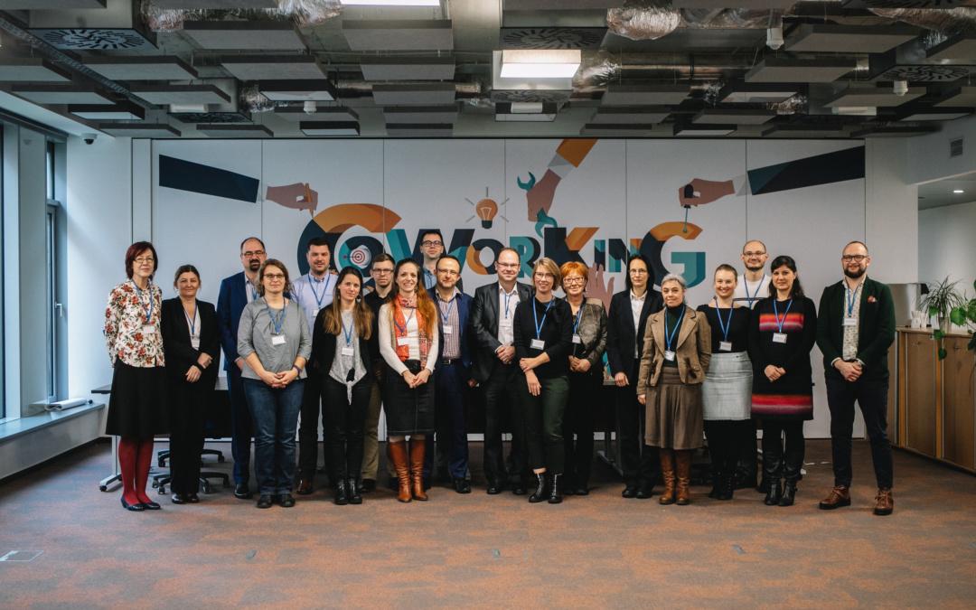 Szakértői workshop Pozsonyban a V4 országok részvételével