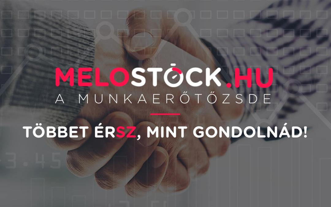 A HÉTFA is közreműködik a melostock.hu álláskereső portál továbbfejlesztésében