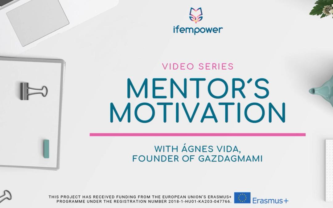 Inspiráló vállalkozónők – Motivációs videósorozat készült az ifempower projekt keretében