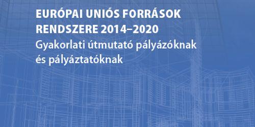 Meghívó az Európai Uniós források rendszere 2014-2020 című kötet bemutatójára