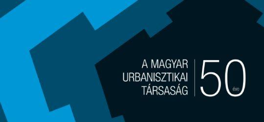 Balás Gábor előadása a Magyar Urbanisztikai Társaság jubileumi ülésén