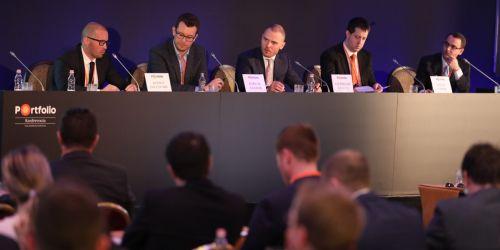 Balás Gábor a Portfolio fejlesztéspolitikai konferenciáján
