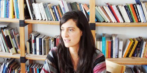 Szabó-Morvai Ágnes a HÉTFA Műhely vendége
