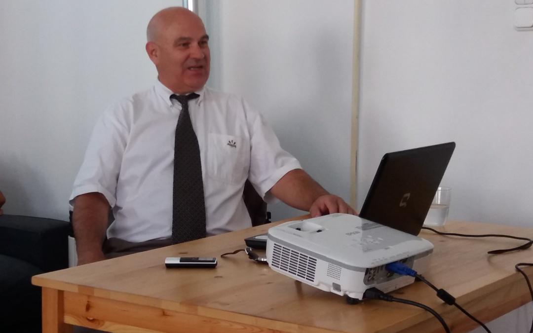 Szerb László a HÉTFA Műhely vendége