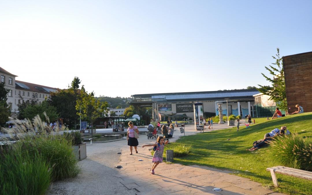 Az Urbanista blogon a HÉTFA tanulmánya a Millenáris Park tervezett bővítéséről