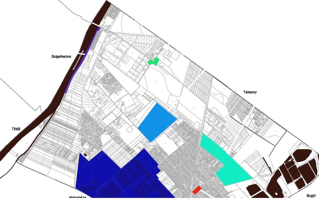 Dunavarsányi Integrált Településfejlesztési Stratégia és Településfejlesztési Koncepció