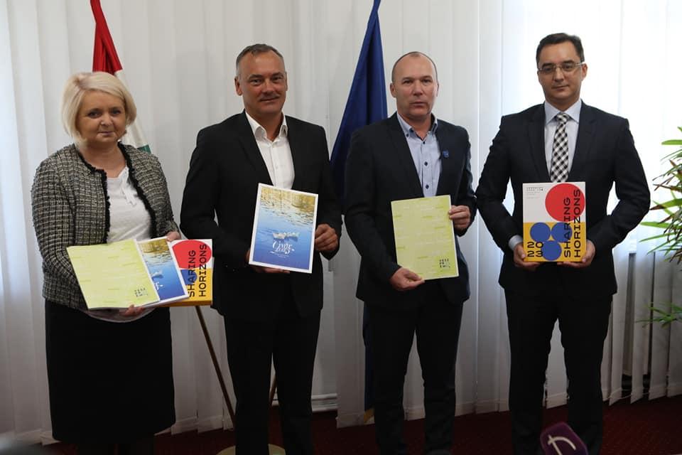 Benyújtották Veszprém Európa Kulturális Fővárosa 2023-pályázatát
