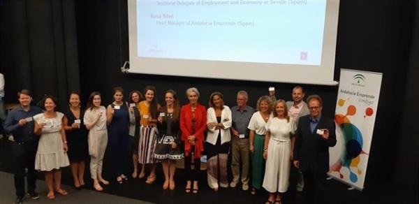 Szinergiák felfedezése a női vállalkozók támogatása kapcsán – lezajlott az ifempower projekt első szakértői eseménye Sevillában