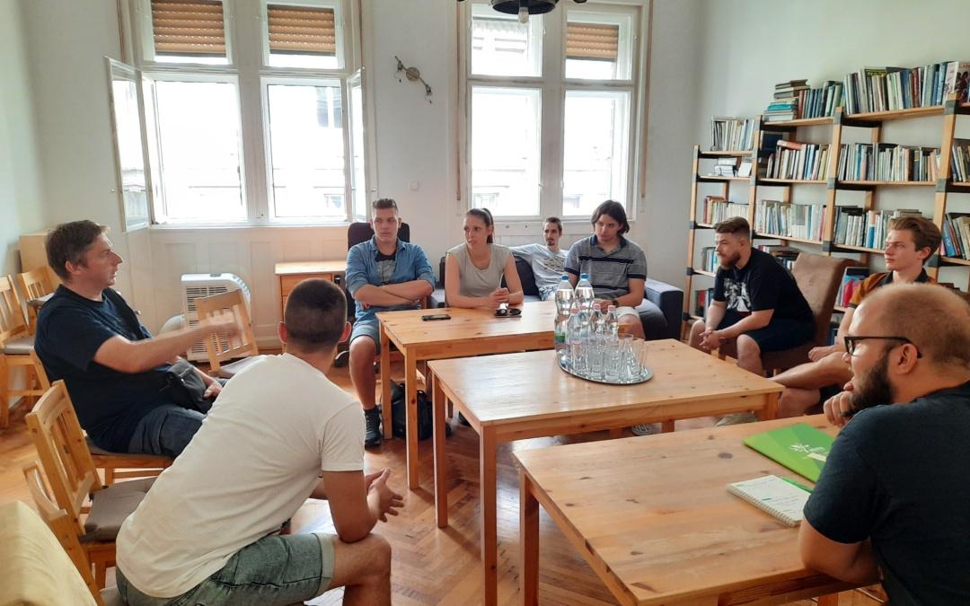 Terepmunka keretében ELTE-s hallgatók kapcsolódtak be a HÉTFA településfejlesztési kutatásába