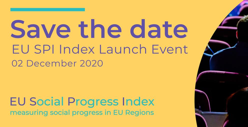 Online esemény: az új EU Social Progress Index bemutatása