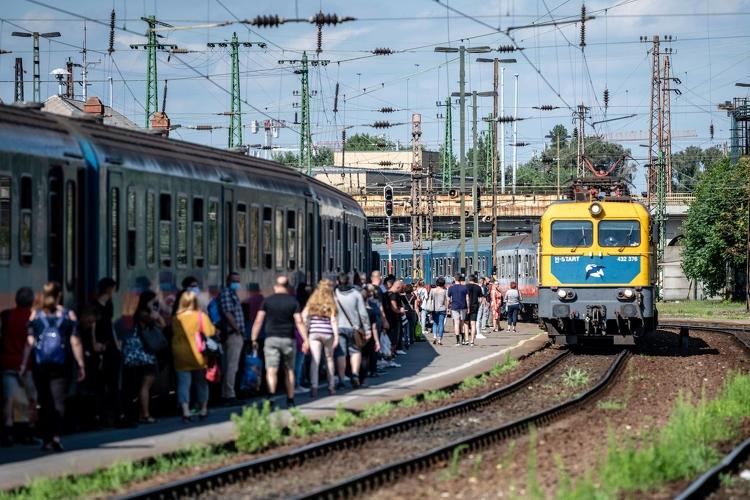 Elkészült a Budapesti Agglomerációs Vasúti Stratégia